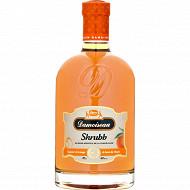 Damoiseau Shrubb Liqueur à Base d'Orange 70cl 40% Vol