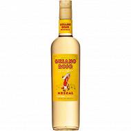 Téquila Mezcal Gusano Rojo Mexique 38% Vol.70cl