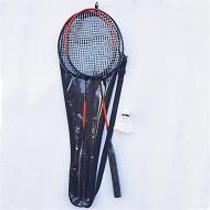 Set badminton 2 raquettes 1 volant