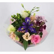 Bouquet 11tiges iris