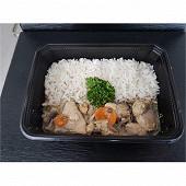Blanquette volaille avec riz