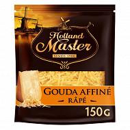 Holland master gouda affiné râpé 150g