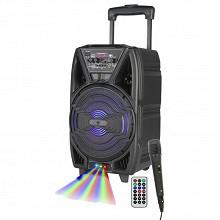 Tokai Enceintes bluetooth karaoke sur roulette EC901