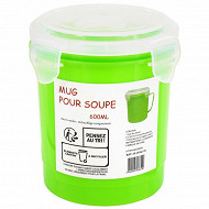 Mug pour soupe 600ml