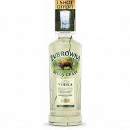 Zubrowka bison grass 70cl 37.5%vol + shot