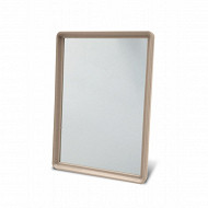 Miroir plastique 17,5x12,5 cm Sésame