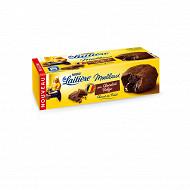 La Laitière le moelleux au chocolat belge 2x85g