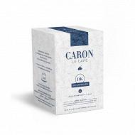 Le café caron capsules café décafeiné torrifié 95g