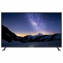 "Schneider Téléviseur smart tv 4k uhd 127CM - 50"" LED50-SC670K"
