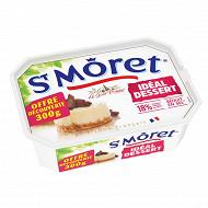 St môret nature idéal dessert sel réduit 18%mg offre découverte 300g