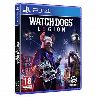 Jeu ps4 watch dogs legion