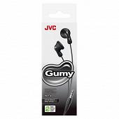 Jvc Ecouteurs couleurs gumy noir HA-F14-BN-U