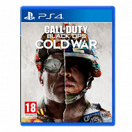 Jeu ps4 call of duty black ops cold war
