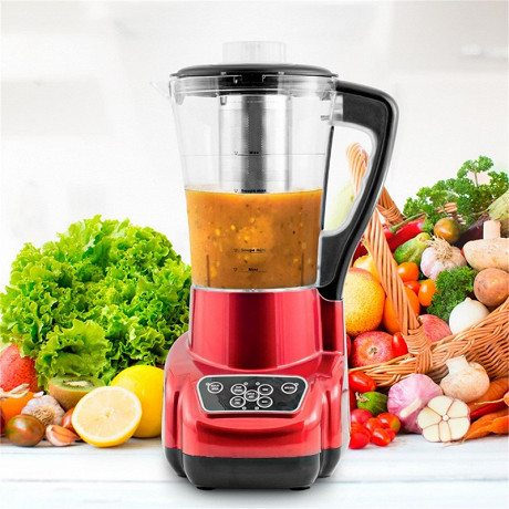Kitchencook blender chauffant multifonction G2_RED