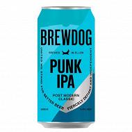 Brewdog punk ipa 5.4 boîte 50cl Vol.5.4%