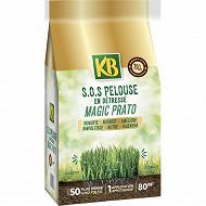 Kb engrais gazon sos pelouse 4 kg