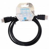 Grundig câble Hdmi 1.5 m