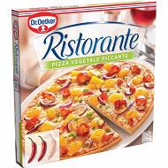 Dr Oetker pizza ristorante végétale piccante 350g