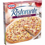 Dr Oetker pizza ristorante carbonara 340g