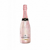 Champagne Canard Duchêne sleeve rosé 75cl Vol.12%