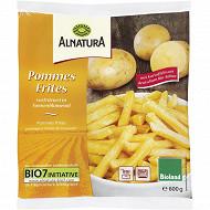 Alnatura pommes frites bio 600G