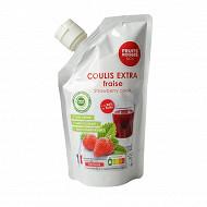 Coulis de fraise 500ml