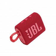 Jbl Enceinte nomade bluetooth go 3 rouge JBLGO3RED