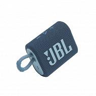 Jbl Enceinte nomade bluetooth go 3 bleue 3w JBLGO3BLU