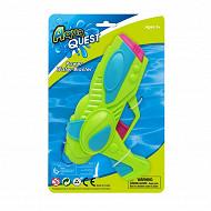 Pistolet a eau aqua quest 17cm