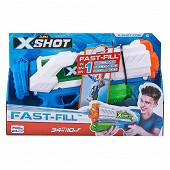 Pistolet à eau à pompe fast fil à recharge en 1 seconde
