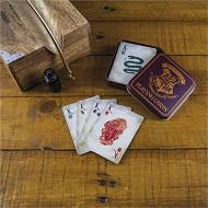 Jeu de cartes harry potter poudlard