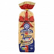Grand Mère pates alimentaires 7 oeufs fris au filo de semoule de blé dur