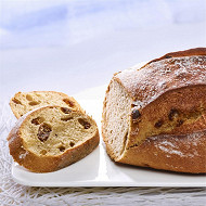 Pain campagne aux figues