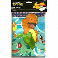 Nappe plastique pokemon 180x120cm