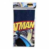 Nappe x1 plastique 130x180 batman