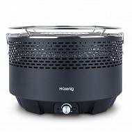 H.Koenig barbecue à charbon portable RIO440