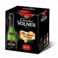 Charles Volner brut offre spéciale 6x75cl 12%vol