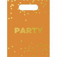 6  sacs cadeaux  party premium