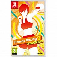 Jeu switch fitnes boxing 2 rhythm & exercise