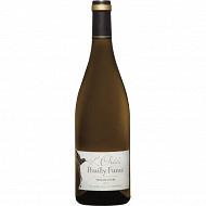 Pouilly Fumé Blanc Sec l'Ordalie Tête de Cuvée 13.5% Vol.75cl