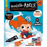 Bande dessinée - Mortelle Adèle : le magazine interdit aux nazebroques, n° 6
