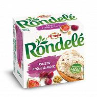 Rondelé raisin/figue/noix 125 g
