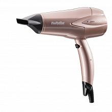 Babyliss sèche cheveux Expert Pink Gold + accessoires D322RWE