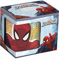 Coffret cadeau mug Spiderman
