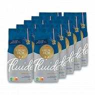 Gruau d'or farine fluide T45  Maxi Format Prix choc 10 kg
