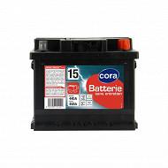 Cora batterie n°15 - 44Ah/440A-L1B