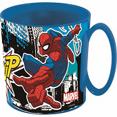Mug micro ondable Spiderman 350mL
