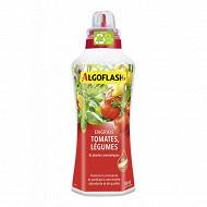 Algoflash engrais tomates et legumes 750 ml