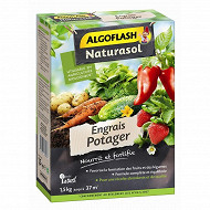 Algoflash Naturasol UAB engrais potager 1,5 KG