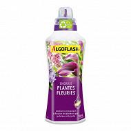 Algoflash engrais plantes fleuries 750 ml